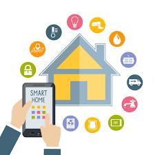 خانه هوشمند - smart home